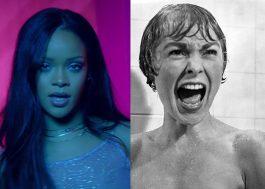 """Rihanna interpretará a icônica Marion Crane na série """"Bates Motel"""""""