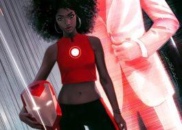 """""""Homem de Ferro"""" agora é uma mulher negra nos quadrinhos"""