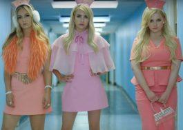 """Saiu o primeiro teaser da nova temporada de """"Scream Queens""""!"""