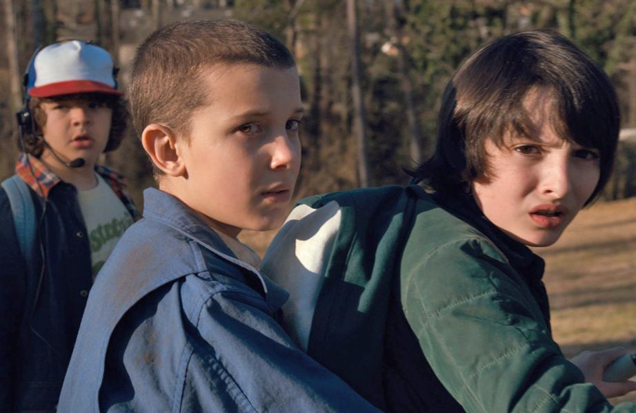 """Crianças de """"Stranger Things"""" vão crescer na série tipo como rolou em """"Harry Potter"""""""