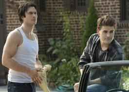 """Agora é oficial! """"The Vampire Diaries"""" vai acabar na oitava temporada"""
