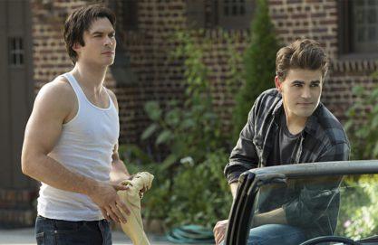 """Fim de """"Vampire Diaries"""""""