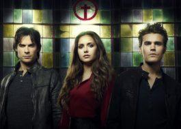 """Elenco de """"The Vampire Diaries"""" diz que quer Nina Dobrev de volta na temporada final"""