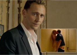 """Tom Hiddleston recebe título de """"Melhor Bunda do Ano"""" por cena em """"Night Manager"""""""