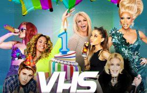 A Festa VHS completa 1 ano e o Papelpop fará uma MEGA festa no dia 23!