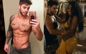 No clipe do Fifth Harmony tem esse modelo brasileiro chamado Victor da Silva que é barro!!!