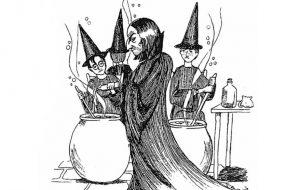 """Esboços da J.K. Rowling de """"Harry Potter e a Pedra Filosofal"""" surgem no Pottermore"""