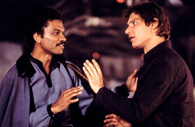 Lando Calrissian han solo