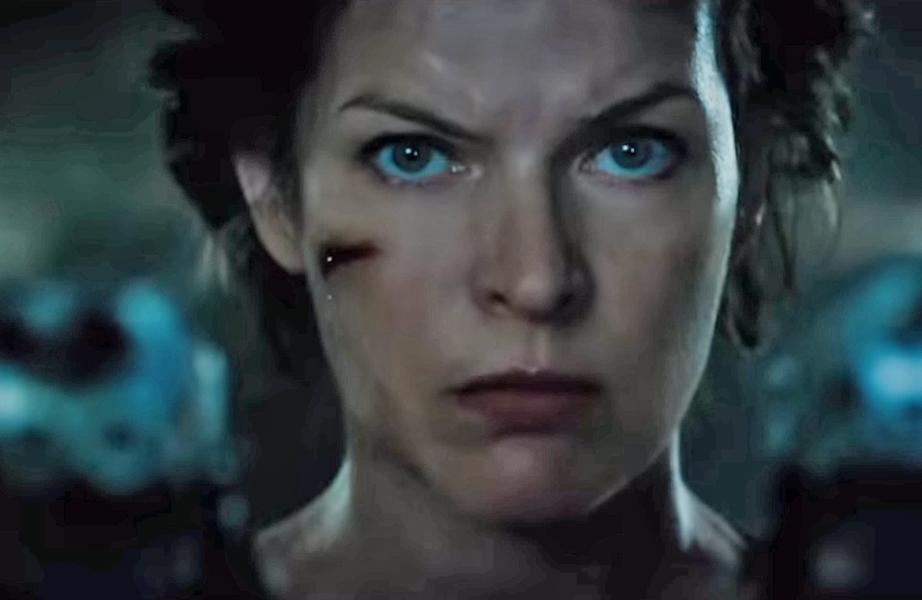 "Milla Jovovich Ruby Rose Resident Evil The Final Chapter: Alice Está De Volta Em Novo Trailer De ""Resident Evil: The"