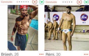 Esses atletas olímpicos lindos já estão usando o Tinder e o Instagram aqui no Brasil