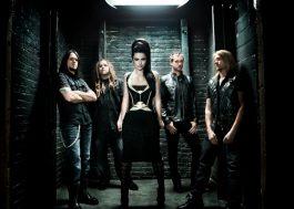 Separa o look gótico! Evanescence fará shows no Brasil em abril de 2017