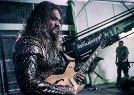 Diretor diz que filme solo do Aquaman será cheio de aventura