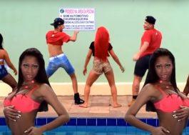 """Banda Uó lança clipe para remix funk de """"Arregaçada"""""""
