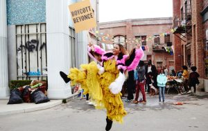 """Beyoncé divulga um monte (mesmo) de fotos dos bastidores do """"Lemonade"""""""