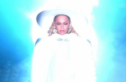 Beyoncé rainha!