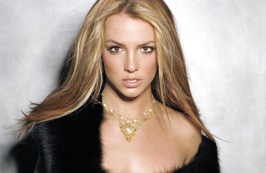 Britney looked PERFECT... Britney Spears