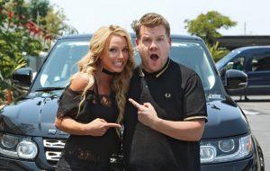 """""""Carpool Karaoke"""" com a Britney Spears ainda nem foi ao ar e a internet já está pirando"""