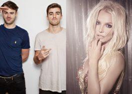 [ATUALIZADO] The Chainsmokers negam suposta parceria com Britney Spears