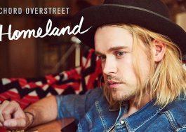 """Chord Overstreet, de """"Glee"""", lança a música """"Homeland"""" como seu single de estreia"""