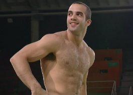 "Estamos apaixonados por Danell Leyva, ginasta cubano que fez ""strip"" pra galera na Rio 2016"