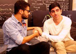 Marcelo Adnet fala de internet na TV e o talk-show que estreia hoje na Globo