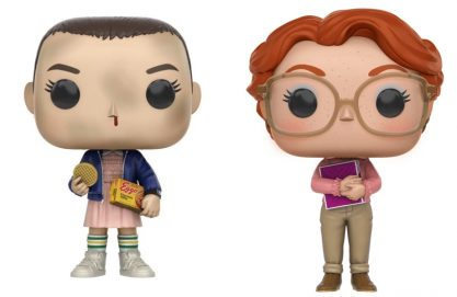 "Funkos de ""Stranger Things"""