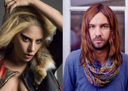 Lady Gaga aparece de surpresa no palco de show do Tame Impala