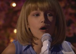 "Grace VanderWaal volta a arrasar no ""America's Got Talent"" com nova música"
