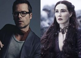 "Nasce o primeiro filho de Guy Pearce e Carice van Houten, a Melisandre de ""GoT"""