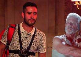 """Tivemos uma experiência TENSA do filme """"O Homem nas Trevas"""" em Madri"""