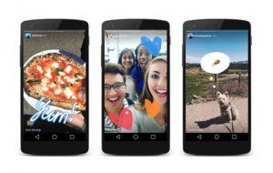 Instagram anuncia recurso de histórias similar ao Snapchat