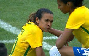 """Twitter reage ao """"Dia do tombo brasileiro"""" na Rio 2016"""