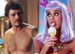 Katy Perry fala pela primeira vez sobre as fotos do Orlando Bloom pelado!