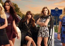 """""""Pretty Little Liars"""" vai acabar na atual sétima temporada"""