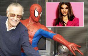 """Stan Lee, criador do Homem-Aranha, fala sobre Zendaya como Mary Jane: """"A cor da pele não importa"""""""