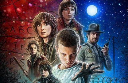 """2ª temporada confirmada e mais detalhes de """"Stranger Things"""""""