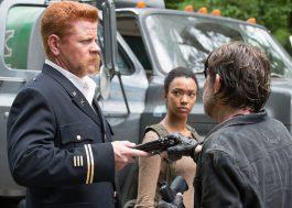 """Ator de """"The Walkind Dead"""" dá spoiler e elimina uma das vítimas de Negan"""