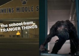 """""""Stranger Things"""": homem é atacado por Demogorgon em vídeo misterioso da Netflix"""