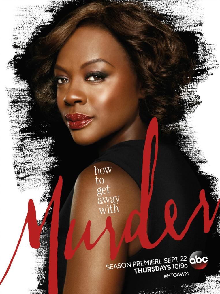 Resultado de imagem para how to get away with murder poster