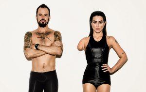 """Vogue """"photoshopa"""" Cleo Pires e Paulo Vilhena em campanha das Paralimpíadas  e muita gente não gostou"""