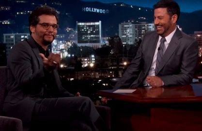Wagner Moura no Jimmy Kimmel