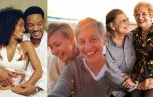 10 casais maravilhosos para continuarmos acreditando no amor