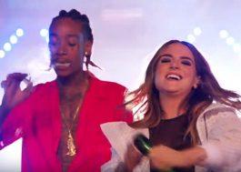 """Junta de Wiz Khalifa, Jojo faz apresentação ótima de """"F*ck Apologies"""" na TV"""