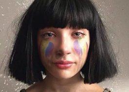 Maddie Ziegler diz que Sia a ajudou a se sentir melhor consigo mesma