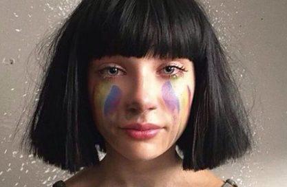 Sia ajudou a Maddie a se sentir melhor <3