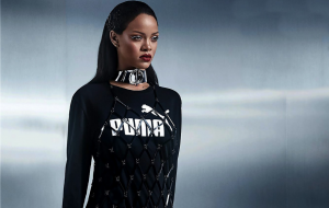 Rihanna só cantora em 2016? Então toma atriz, estilista, ativista…
