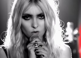 Taylor Momsen bem princesinha do rock no novo clipe do Pretty Reckless