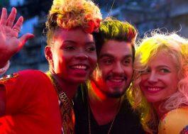 Pixie Lott, Luan Santana e Yemi Alade sobem o Dona Marta para campanha sustentável