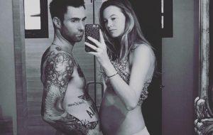 Nasce filha de Adam Levine com a esposa Behati Prinsloo