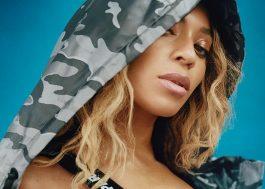 Beyoncé estrela comercial da nova coleção de sua linha de roupas